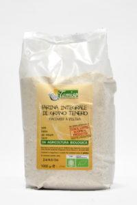 farina integrale tenero 1kg